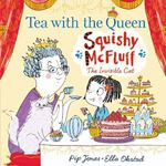 Picture of Squishy McFluff: Tea with the Queen