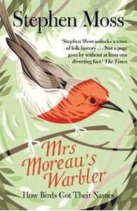 Picture of Mrs Moreau's Warbler: How Birds Got Their Names