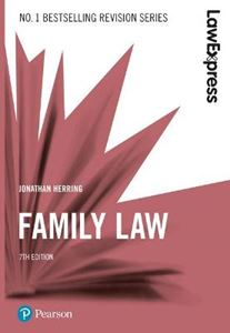 Picture of Law Express: Family Law