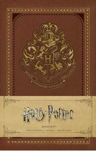Picture of Harry Potter: Hogwarts Ruled Notebook