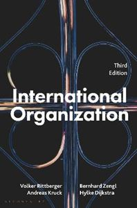 Picture of International Organization 3ed