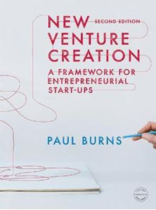 Picture of New Venture Creation: A Framework for Entrepreneurial Start-ups