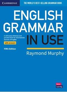 Picture of English Grammar in Use Book with Answers: A Self-study Reference and Practice Book for Intermediate Learners of English