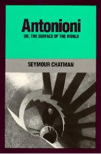 Picture of Antonioni, or, The Surface of the World