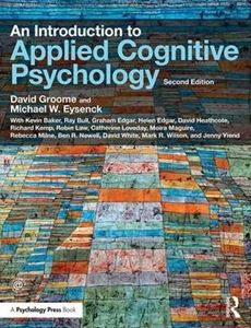 Picture of Introduction to Appplied Cognitive Psychology 2ed