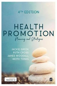Picture of Health Promotion: Planning & Strategies 4ed