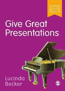 Picture of Give Great Presentations