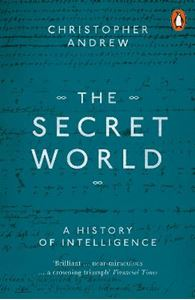 Picture of Secret World: A History of Intelligence