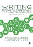 Picture of Writing Research Proposals in the Health Sciences: A Step-by-step Guide