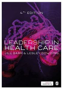 Picture of Leadership in Health Care 4ed