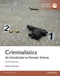Picture of Criminalistics 11ed