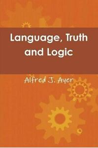 Picture of Language, Truth and Logic
