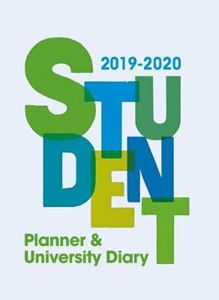 Picture of Student Planner and University Diary 2019-2020