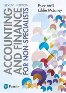 Picture of Accounting and Finance for Non-Specialists 11ed