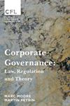 Picture of Corporate Governance: Law, Regulation and Theory