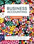 Picture of Business Accounting 3ed