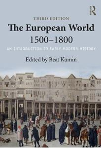 Picture of European World 1500-1800: An Introduction to Early Modern History 3ed