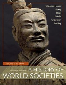 Picture of History of World Societies, Volume 1: To 1600 11ed