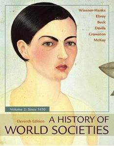 Picture of History of World Societies, Volume 2 11ed