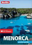 Picture of Berlitz Pocket Guide Menorca (Travel Guide with Dictionary)