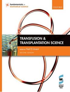 Picture of Transfusion and Transplantation Science 2ed