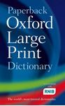 Picture of Oxford Large Print Dictionary 2e