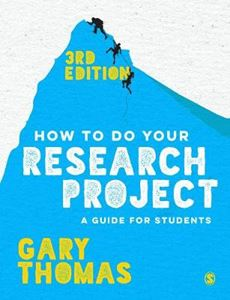 Picture of How to Do Your Research Project: A Guide for Students 2ed