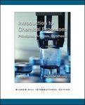 Picture of Introduction to Chemical Processes: Principles, Analysis, Synthesis
