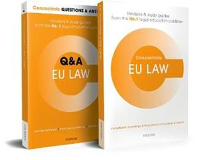 Picture of EU Law Revision Pack: Law Revision and Study Guide: 2018