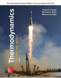 Picture of THERMODYNAMICS: AN ENGINEERING APPROACH