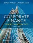Picture of Corporate Finance: Principles and Practice 8ed
