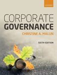 Picture of Corporate Governance 6ed