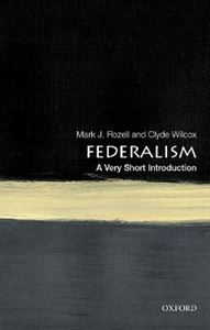 Picture of Federalism: A Very Short Introduction