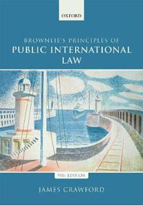 Picture of Brownlie's Principles of Public International Law 9ed