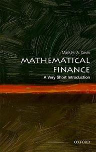 Picture of Mathematical Finance: A Very Short Introduction