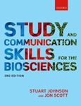 Picture of Study and Communication Skills for the Biosciences 3ed