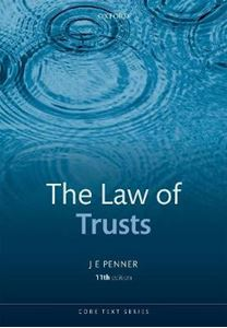 Picture of Law of Trusts 11ed