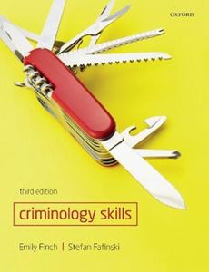 Picture of Criminology Skills 3ed