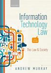 Picture of Information Technology Law: The Law and Society 4ed