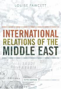 Picture of International Relations of the Middle East 5ed