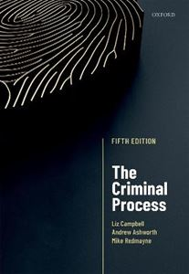 Picture of Criminal Process 5ed