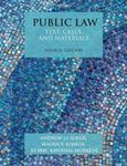 Picture of Public Law: Text, Cases, and Materials 4ed