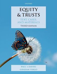 Picture of Equity & Trusts: Text, Cases, and Materials 3ed
