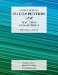 Picture of Jones & Sufrin's EU Competition Law: Text, Cases, and Materials 7ed