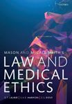 Picture of Mason and McCall Smith's Law and Medical Ethics 11ed