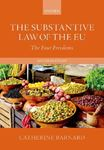 Picture of Substantive Law of the EU: The Four Freedoms 6ed