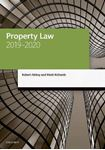 Picture of Property Law 2019-2020