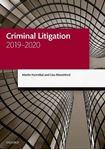 Picture of Criminal Litigation 2019-2020