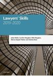 Picture of Lawyers' Skills 22ed
