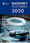 Picture of Blackstone's Police Manuals Volume 2: Evidence and Procedure 2020